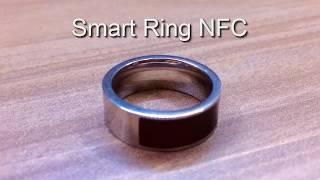 Anillo NFC / Anillo Inteligente / Smart Ring - ¿Qué es? ¿Cómo funciona? Apps, usos y ejemplos