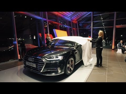 Präsentation Audi A8