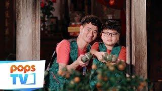 Về Quê Ăn Tết - Phim Hài Tết Hay Vui Ý Nghĩa | Hài Tết Xuân Bắc, Bi Béo | POPS TV