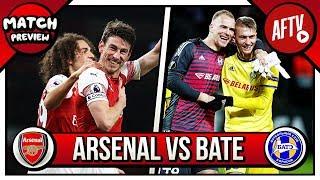 Arsenal Vs Bate Borisov Preview | Emery Under Pressure!
