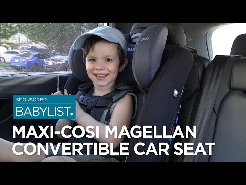Maxi-Cosi Magellan 5-in-1 Convertible Car Seat Review