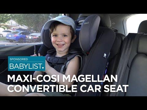 Maxi-Cosi Magellan 5-in-1 Convertible Car Seat Review
