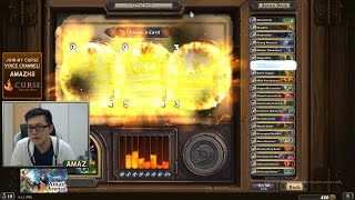 Amaz Warlock Arena - This Deck Is Reasonably Good!