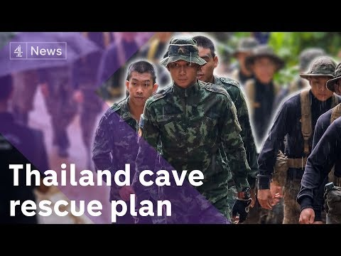 Thailand cave rescue. Very detailed explanation of what's happened/happening.