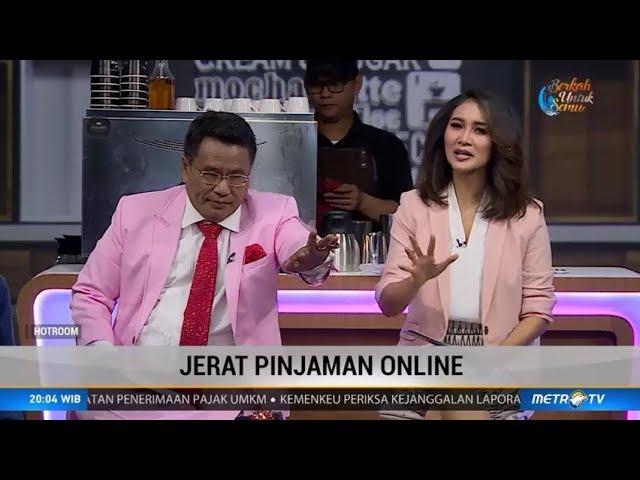 HOT ROOM - Hotman Paris on Metro TV - Jerat Pinjaman Online