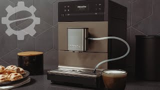 Miele CM5500 Coffee System   Crew Review