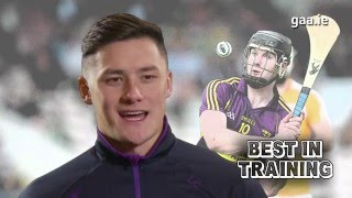 Lee Chin Spills The Beans On The Wexford Hurlers