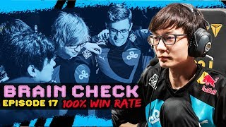 """""""I have a 100% win rate, we can't lose!"""" 