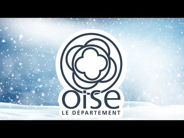 Le Conseil départemental de l'Oise vous souhaite de joyeuses fêtes