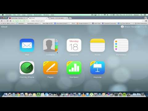 How to Access Apple iCloud on Mac or PC