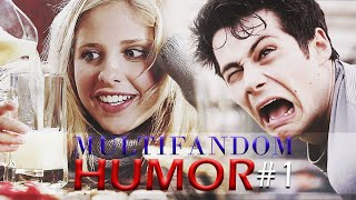 Multifandom | HUMOR #1 [Thank You For 3k!!]