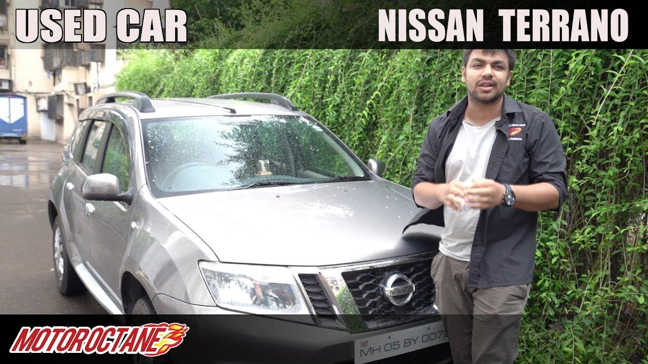 Motoroctane Youtube Video - Rs 5 lakh - Used SUV - Nissan Terrano | Hindi | MotorOctane