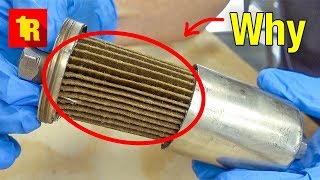 Why You Should NEVER CHANGE YOUR FUEL FILTER Until You Watch This Video