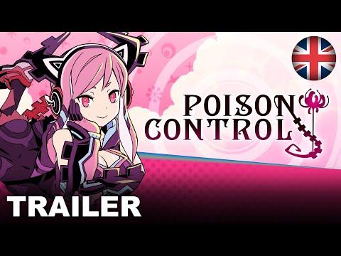 Trailer de lancement PS4 / Switch de Poison Control