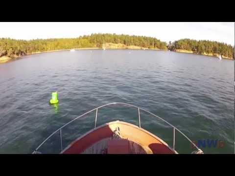 Shallow Bay Marker Buoy