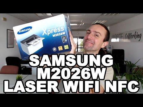 Samsung M2026W Stampante Laser WIFI NFC economica!