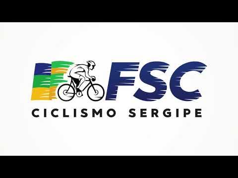 Federação Sergipana de Ciclismo - Nova Logo e Fardamento 2018