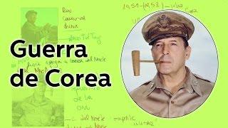 Guerra de Corea: 1950-1953 - Historia - Educatina
