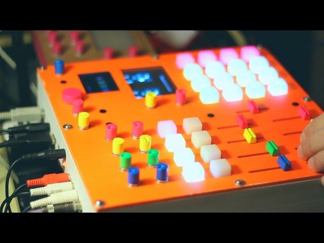 Raspberry Pi Looper/synth/drum thing