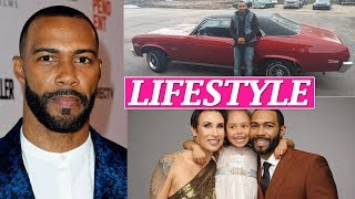 Omari Hardwick Lifestyle, Net Worth, Wife, Girlfriends, House, Car, Age, Biography, Family, Wiki !