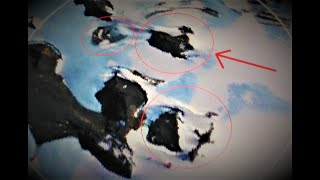 ANCIENT SPHINX UNCOVERED IN ANTARCTICA(!)NEARBY PYRAMID  SPACECRAFT CONFIRMS WHAT WE ALREADY KNEW(!)
