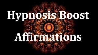 Self Hypnosis Positive Mind BOOST Affirmations meditation for postive energy By Jason Stephenson