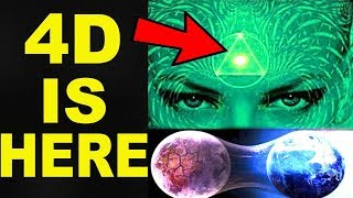 3 Signs you are in the 4th Dimension and how to make the SHIFT