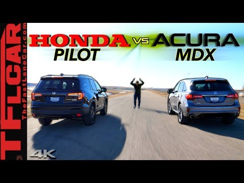 External Review Video _nFMeBSA_Tw for Acura MDX Mid-Size Crossover (4th-gen)