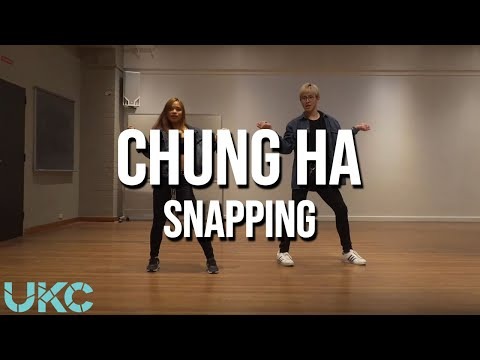 CHUNG HA (청하) - Snapping  | UKC Dance Practice