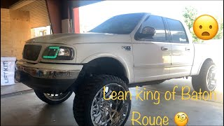 My 10.5 Inch Lifted 2wd Ford F-150 | Squatted Trucks | Lifted Trucks | Tooted | Wicked Customs