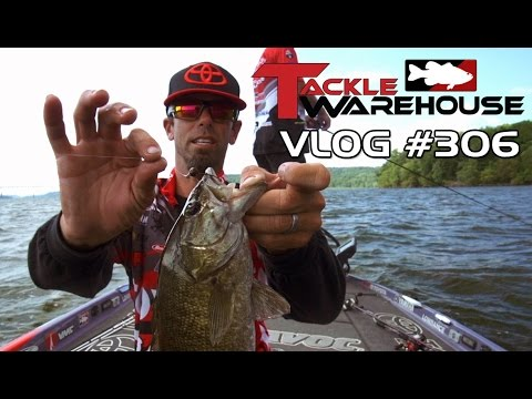 Michael Iaconelli & Jared Lintner Fishing Upper Chesapeake Bay Part 3 – Tackle Warehouse VLOG #306