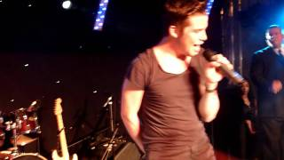 Joe McElderry - Ramside Hall 020711 - Fahrenheit