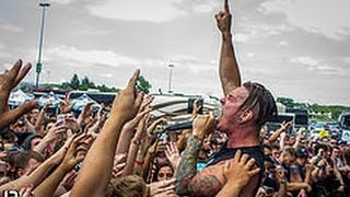 The Word Alive - Play the Victim (Live at Warped Tour Toronto 2014)