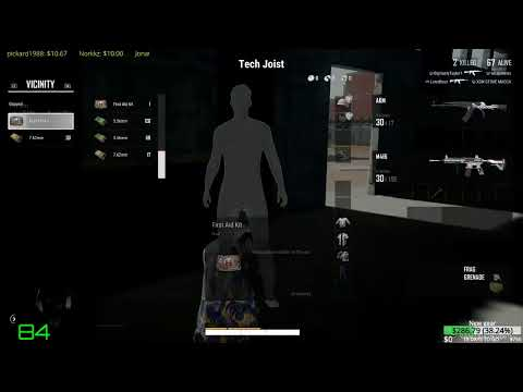 PUBG WITH A HEART RATE MONITOR!