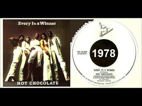 Hot Chocolate - Every 1's A Winner  'Vinyl'