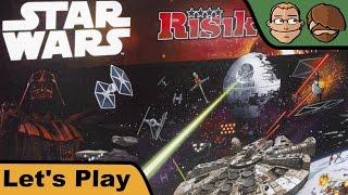 Risiko Star Wars - Brettspiel - Spiel - Let's Play