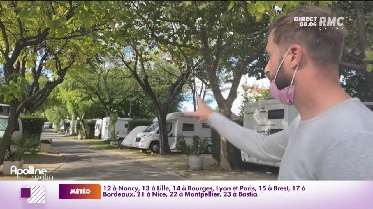 Cette année, les campings font le plein pour la Toussaint