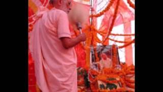 Srila Gurudeva Hare Krsna Kirtan