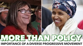Latest 'Justice Democrat' Winners And Why Diversity Matters