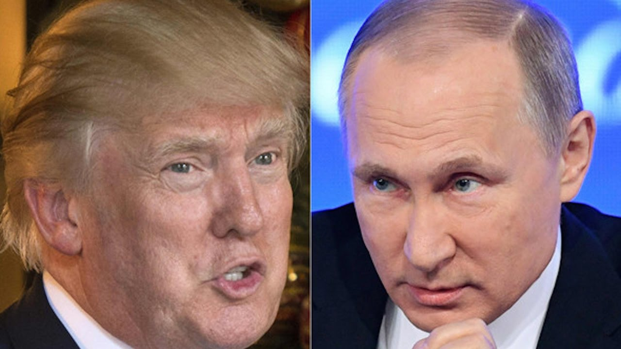 Trump On Russian Hacking thumbnail