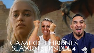 Game of Thrones Season 3 Episode 4 'And Now His Watch Is Ended' REACTION!!