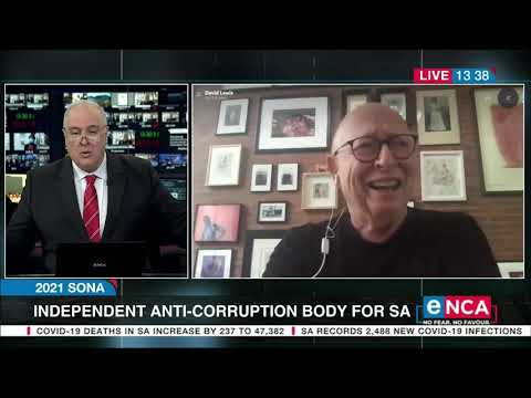 An independent anti corruption body for SA?