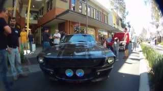 preview picture of video 'American V Aussie Muscle cars, Hot Rods and Vintage cars'