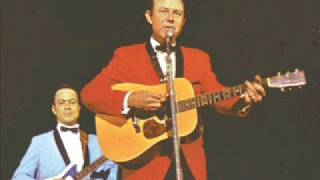 Jim Reeves on stage
