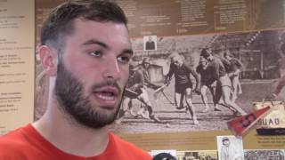 Check out what Austin Fusco had to say about Syracuse Mens LacrosseNCAA