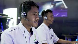 Simulasi Layanan Panggilan Darurat 112 Kabupaten Batang