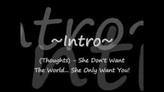 3 Doors Down She Don't Want The World w/Lyrics