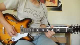 The Beatles - Another Girl - Full Band Cover - Guitar Cover
