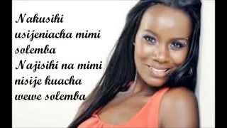 Usiende Mbali Lyrics   Juliana Kanyomozi ft Bushoke