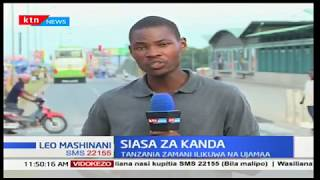 Maoni ya watanzania kuhusiana na umoja Afrika